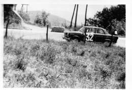 """09156 """"GIULIETTA ALFA ROMEO  NR 32 ANNI '50 XX SECOLO - FOTOGRAFIA"""" ORIG - Automobili"""