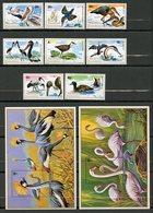 Rwanda, Yvert 635/642+BF59&60, Scott 652/659+660&661, MNH - Rwanda