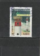 France Oblitéré 2004 N° 3715   Phare D'Ouistream - France
