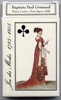 Jeu  Des Modes 1785-1805 - 54 Cartes. - 54 Cards