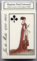 Jeu  Des Modes 1785-1805 - 54 Cartes. - 54 Cartes