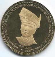 Malaysia - 1 Ringgit - 2007 - Coronation Of The Yang Di-Pertuan Agong XII - KM182 - Maleisië