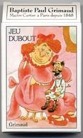JEAN DEBOUT - Illustrateur, Dessin, BD Jeu  De 54 Cartes. - 54 Cards