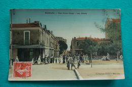 MASCARA. Rue Victor-Hugo. Les Hotels - Algerien