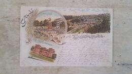 GRUSS AUS LUXEMBURG-1899, TIMBREE! - Luxemburg - Stadt