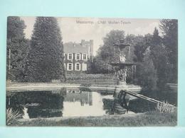 Messancy. Château Muller Tesch. 1927 - Messancy