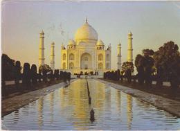 India-taj Mahal-agra - India