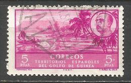 GUINEA EDIFIL NUM. 291 USADO - Guinea Spagnola