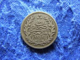 EGYPT 1 QIRSH 1293/10 (1884), KM292 - Egypte