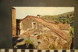 CP, 34, L'ESPINOUSE - Maison Typique - France