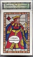 Vitraux Renaissance Jeu  De 54 Cartes. - 54 Cards