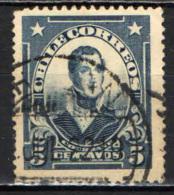 CILE - 1915 - COCHRANE - USATO - Cile