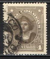 CILE - 1915 - CRISTOFORO COLOMBO - USATO - Cile