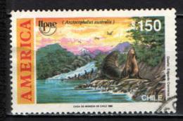 CILE - 1990 - PROTEZIONE DELL'AMBIENTE - USATO - Cile