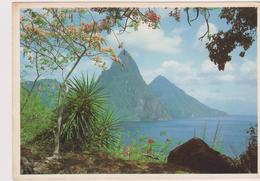 Antille -saint Lucia - Santa Lucia