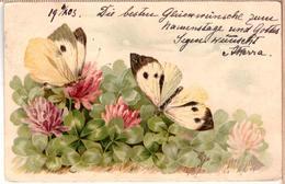Butterflies Vintage PC 1903 - Papillons