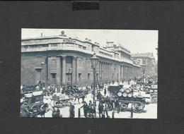 Nostalgia Postcard Front View Bank Of England Threadneedle Street London 1900 - Banks
