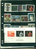 FRANCE ART-TABLEAUX 66 -67 -68 13 VAL + 1 BF SOUVENIR NEUF A PARTIR DE 1 EURO - France