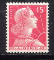ALGERIE - 329** - MARIANNE DE MULLER - Algeria (1924-1962)