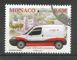 Monaco  2013   Mi.Nr. 3132 , EUROPA CEPT - Postfahrzeuge - Gestempelt / Used / (o) - 2013