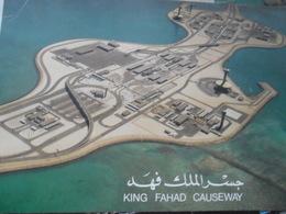 Bahrain King Fahad Causeway - Bahrein