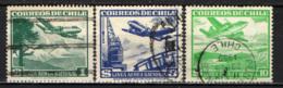 CILE - 1950 - AEREO ED IMMAGINI DEL CILE - USATI - Cile