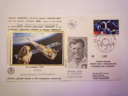 GP 2019 - 726  VOL FRANCO-SOVIETIQUE  Du 4 MARS 1989  (N° 199 / 300)   XXX - Non Classificati