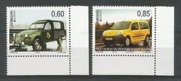 Luxembourg  2013   Mi.Nr. 1969 / 1970 , EUROPA CEPT - Postfahrzeuge - Postfrisch / MNH / (**) - 2013