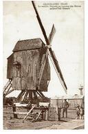 Gravelines- Le Moulin Anqtetz Au Hameau Des Huttes Aujourd'hui Disparu- Non Voyage - Gravelines