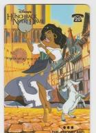 813. LE BOSSU DE NOTRE DAME - Disney