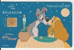 810.  LA BELLE ET LE CLOCHARD - Disney