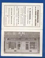 SAINT-FLOENTIN    Pharmacie De La Gare Des Vallées - Saint Florentin