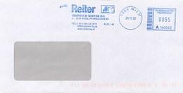 AUSTRIA - EMA - WIEN -  HEINRICH REITER  Sistemi Avanzamento - Cuscinetti A Sfera - TIMKEN - Fabbriche E Imprese