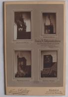 Danzig/Gdansk Foto Brand St. Katharinenkirchturm 1905 - Danzig