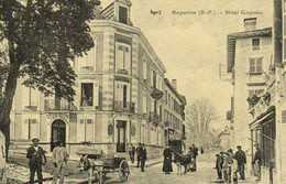 Hasparren (B P) Hotel Gascoina  RV  En 1900 Euredis - Hasparren