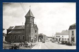 Lacuisine (Florenville). Eglise Saint-Nicolas. Ecole Communale. Café Du Centre - Florenville