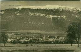 SWITZERRLAND - ORBE ET LE SUCHET - EDITION W. BOUS - 1920s  (BG3042) - VD Vaud