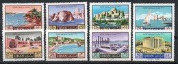 Ref: 253. Lebanon. 1967. Tourist Year. Scott Nº C515/22 - Libano