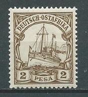 Colonie Allemande. Afrique Orientale 1900 . N° 11 . Neuf ** (MNH) . - Colonie: Afrique Orientale