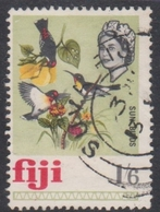 Fiji SG 380 1968 Definitives, 1 Sh, 6d, Used - Fiji (...-1970)