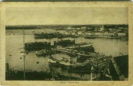 CROATIA -  POLA / PULA - PANORAMA - EDIT A. G: RUDE  -  1920s  (BG3046) - Kroatien