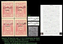 EARLY OTTOMAN SPECIALIZED FOR SPECIALIST, SEE...Mi. Nr. 749 - Mayo 99 A/B Qr ? - 1920-21 Anatolie