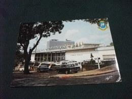 STORIA POSTALE FRANCOBOLLO  COSTA D'AVORIO COTE D'IVOIRE ABIDJAN L'ASSEMBLEA NAZIONALE AUTO CAR  STEMMA - Costa D'Avorio