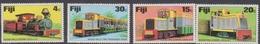 Fiji SG 526-529 1976 Sugar Trains, Mint Never Hinged - Fiji (1970-...)