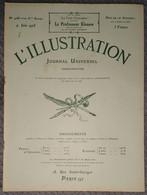 L'Illustration 4188 9 Juin 1923 Chine Mariage De L'empereur Suen-Tong/Strasbourg/Memorial Day Suresnes/24H Du Mans/ - Zeitungen