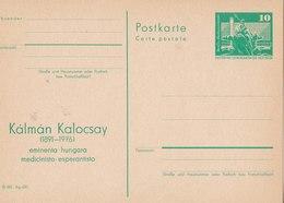 Esperanto - Kalman Kalocsay (1891 - 1976) - Esperanto