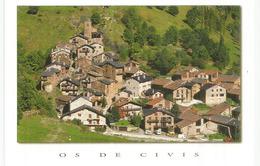 Os De Civís,La Localidad Es Un Ejemplo De Periclave. 2.150 M De Altitud. (village Catalan Séparé De L'Espagne) - Andorra