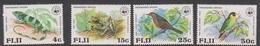 Fiji SG 564-567 1979 Endangered Wildlife, Mint Never Hinged - Fiji (1970-...)
