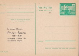 Esperanto - Francis Bacon (1561-1626) - Esperanto