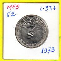 MEC 62 - / Portugal / Commémoratives 25 Escudos 1979 / Ano Internacional Da Criaça / - L-537 - Portugal